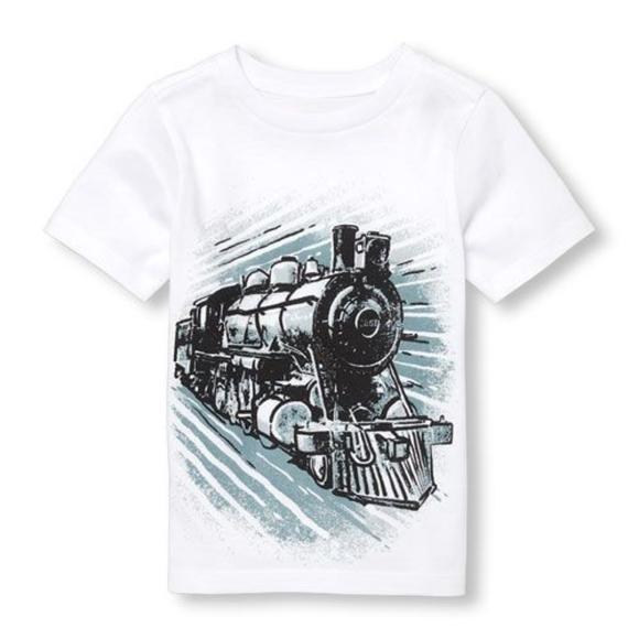 NWT: Rare Steam Train Shirt 🚂